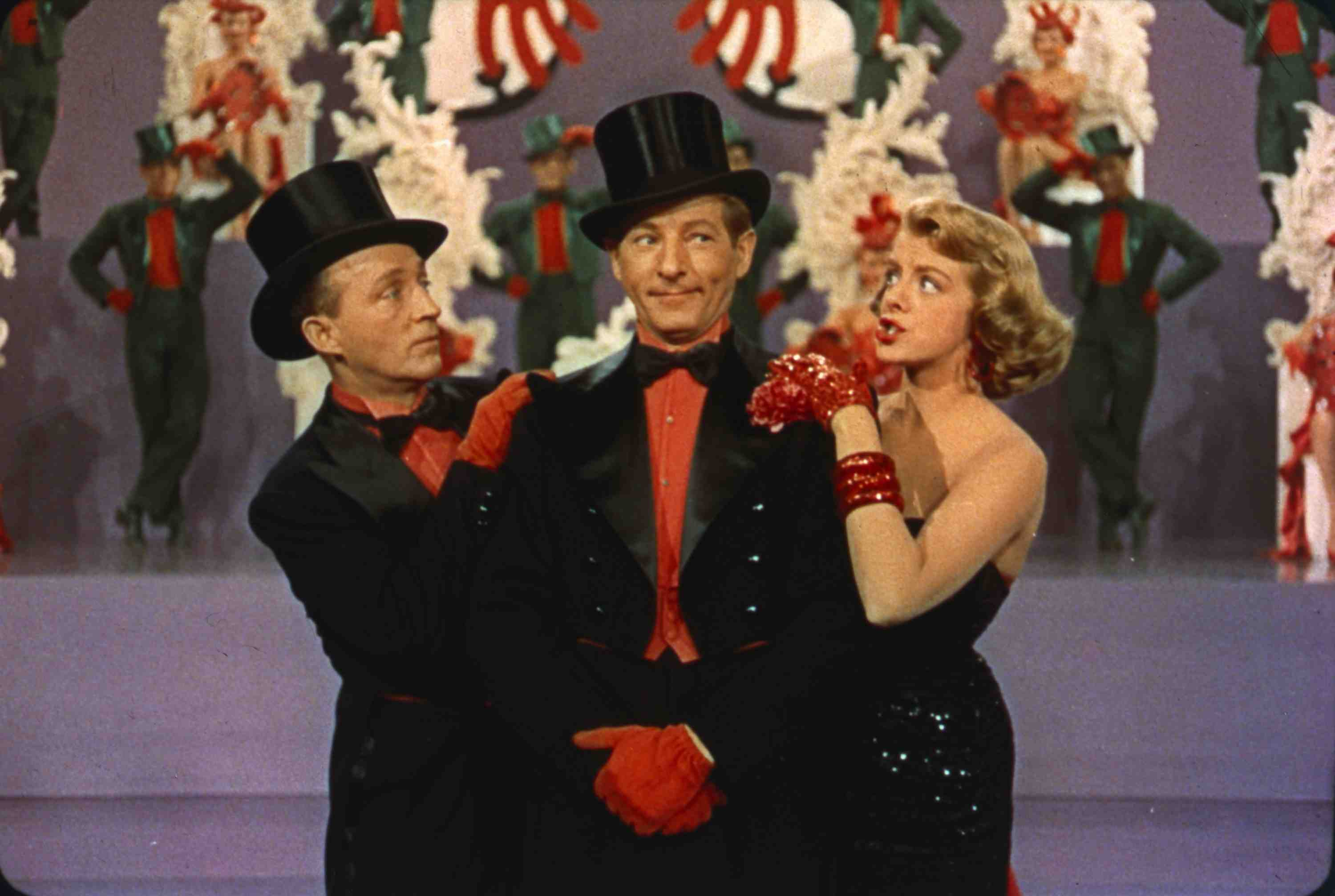 Full Size of Christmas: Christmas Spirit Alive With White At Warner Bros Movie  Bing Crosby ...