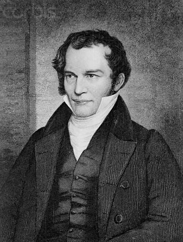 Portrait of William Cullen Bryant