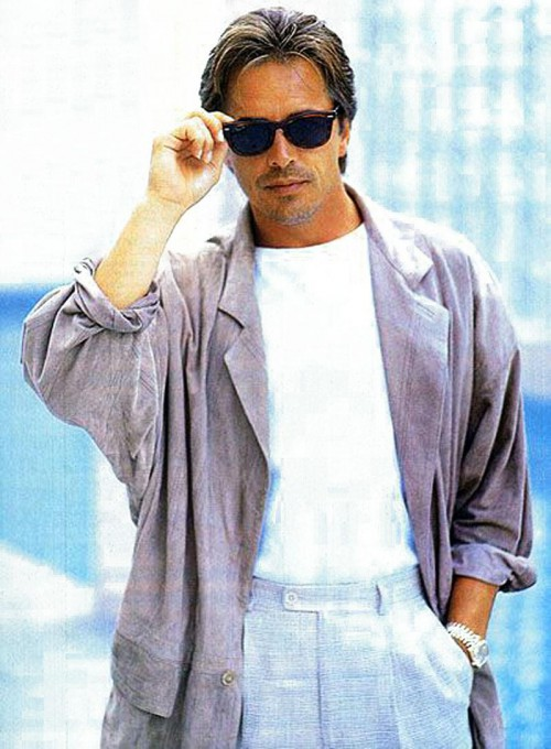Don Johnson Miami Vice