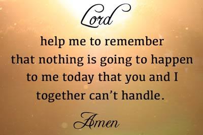 short-prayer