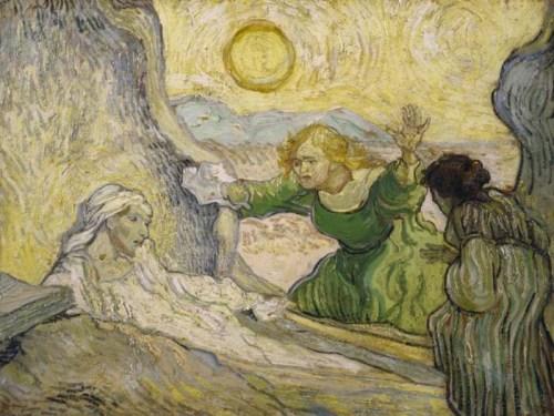 Vincent Van Gogh's Lazarus