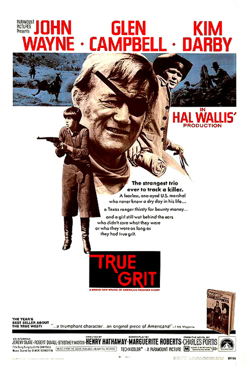 Poster - True Grit_01