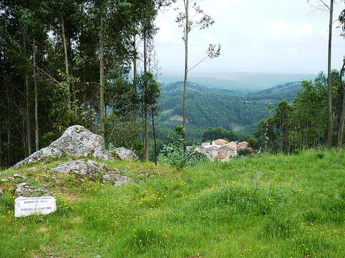 Busaco ridge today