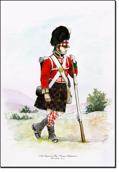 cameron highlander