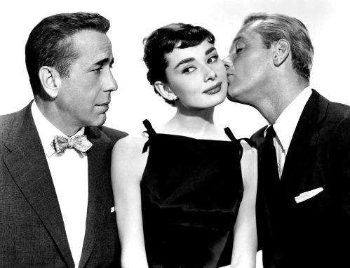 "Billy Wilder's ""Sabrina"" (1954) with Bogart and Holden"