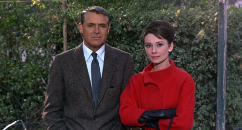 "Stanley Donen's ""Charade"" (1963) with Cary Grant"