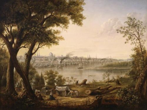 St. Louis in 1846