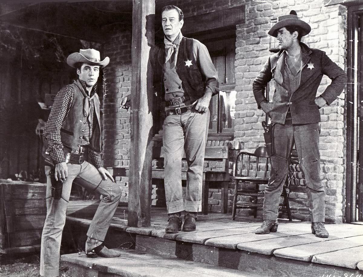 Rio Bravo (1959)   dual personalities