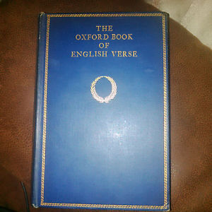 oxford book of engllsh vers