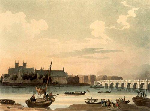 Thomas Rowlandson (1756–1827) and Augustus Charles Pugin (1762–1832) (after) John Bluck (fl. 1791–1819), Joseph Constantine Stadler (fl. 1780–1812), Thomas Sutherland (1785–1838)