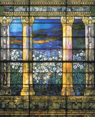 Field of Lilies, Louis Comfort Tiffany