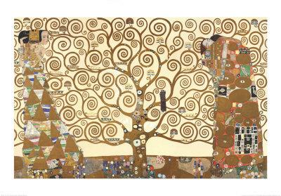 """The Tree of Life"", 1909, Gustav Klimt"