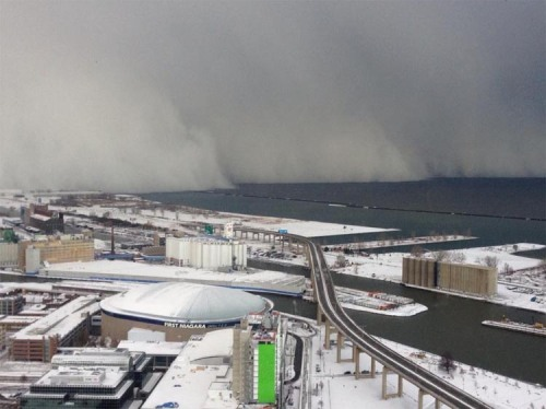 "this is what they mean by ""lake effect"""