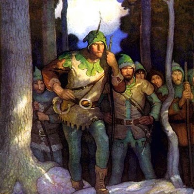 Robin Hood Wyeth