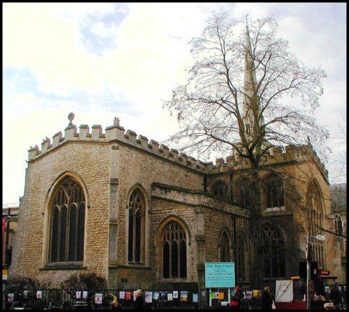 Holy Trinity, Cambridge