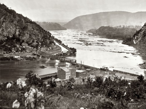 Harpers Ferry, c. 1865