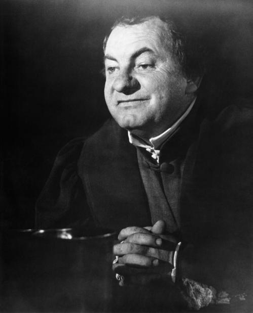 Leo McKern in 'A Man For All Seasons' (1966)