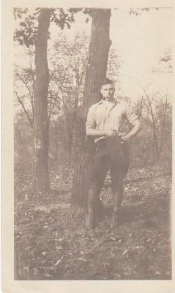 Bunk Cameron 1921