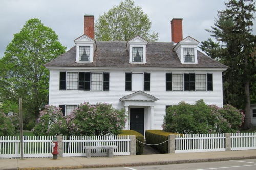 Jewett House