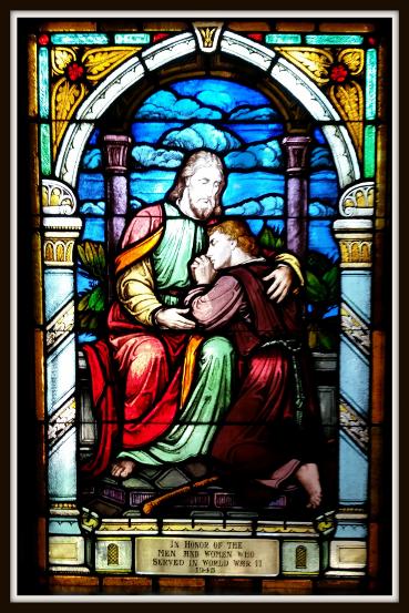 107-Christ the Comforter