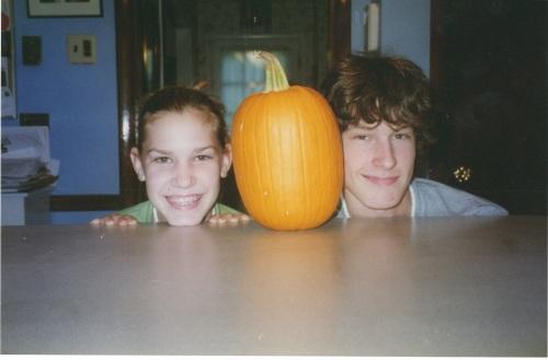 pumpkin siblings