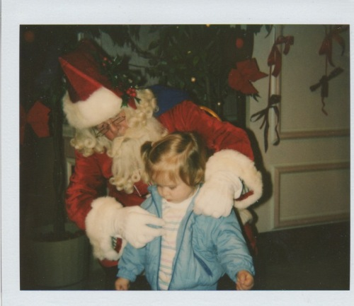 mary and santa