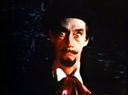 Dracula in Billy the Kid vs. Dracula