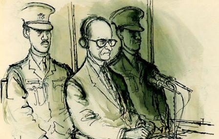 Eichmann on trial