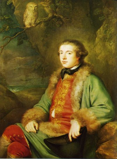 Portrait of James Boswell at Twenty-Five by George Willison