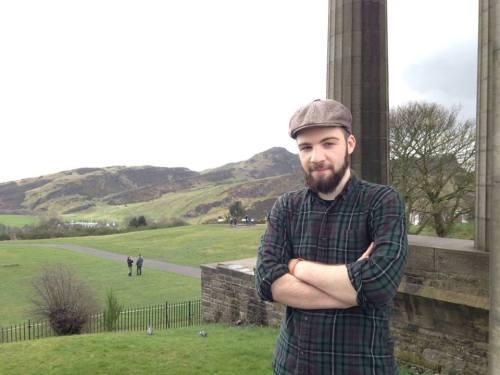 Tim in Scotland