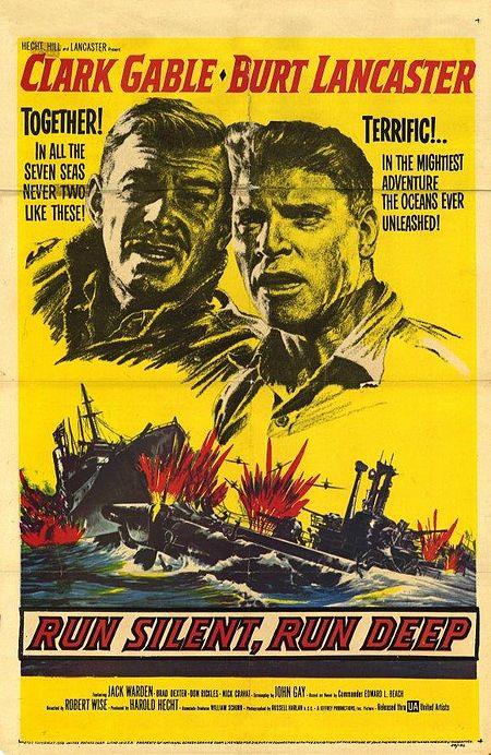 450px-Run_Silent_Run_Deep_1958_Poster