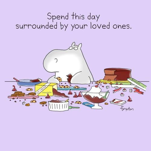 Cartoon of Day-chocolate