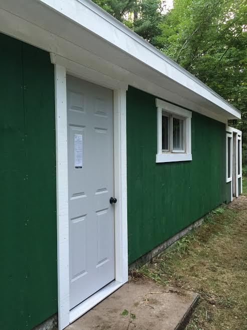 camp garage side
