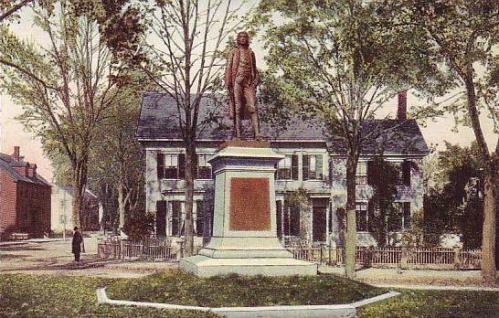 josiah_bartletts_statue_amesbury_ma