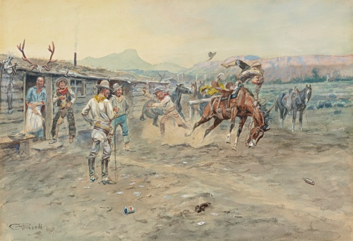 Charles_Marion_Russell_-_The_Tenderfoot_(1900).jpg
