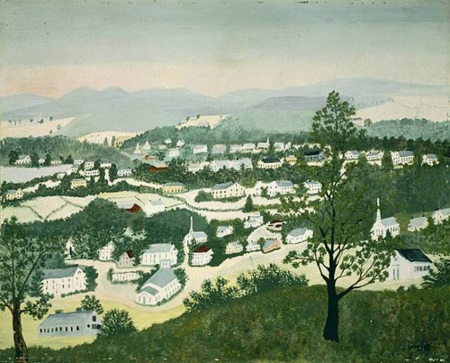 Grandma Moses, In Green Mountains 1946.jpg